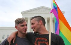 US Supreme Court rules gay marriage is legal - Nationwide Same-sex marriage has been ruled a legal right in the United States in a 5-4 vote in the Supreme Court. The decision means that the 14 states which currently ban them will no longer be able to enforce that law.