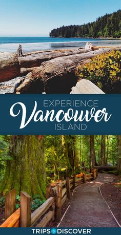 The largest island off the west coast of North America, Vancouver Island can be reached via a scenic ferry ride from the city of Vancouver in British Columbia. See what attractions and sites are worth visiting. Victoria Canada, Victoria British Columbia, Visit Vancouver, Vancouver Travel, Lanai Island, Island Beach, Jamaica Vacation, Vacation Trips, Tonga