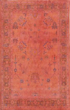 Matt Camron Rugs & Tapestries - Over-Dyed - Over-Dyed Rug - 17135HM (in Georgetown)