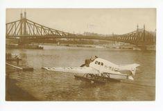 Sea Cargo Plane RPPC Budapest Hungary—Antique Aviation Photo Fotokarte AK 1910s   eBay Budapest Hungary, Old Photos, Plane, Aviation, Sea, Antiques, World, Old Pictures, Antiquities