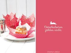 Dreierlei Liebelei: Osterkalorien zählen nicht. {Brioches mit Himbeerfüllung aus der Muffinform} + meine neue große Liebe