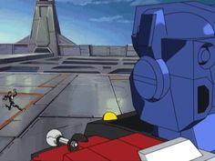 Ironhide is chasing Kicker #transformers