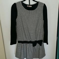 checkered sweater dress super cute and comfy for the fall season!! Free People Sweaters