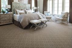 National Karastan Month is here, get great deals on carpet like this beautiful artistic textured carpet. Hurry in to your local Mill Creek location today.