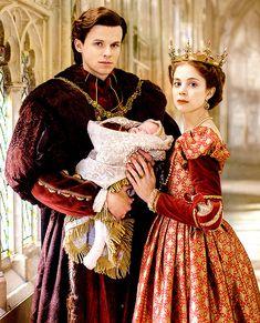 Catherine Of Aragon, Tudor Era, Lady Mary, Renaissance Costume, White Queen, Fantasy Costumes, Period Costumes, Pretty Woman, Pretty Dresses