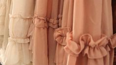 Wardrobe of a chiffon lover II