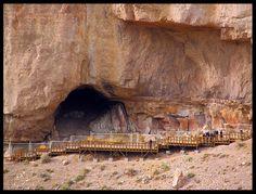 #Cueva_de_las_Manos, #Rio_Pinturas - #Argentina http://en.directrooms.com/hotels/country/8-89/ #UNESCO_World_Heritage_Site
