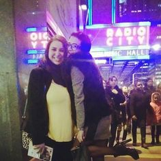 Rockefeller Center, Radio City Music Hall December 2014