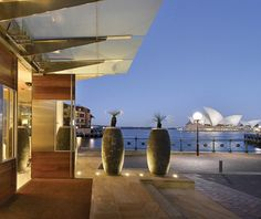 best hotels in Australia: Park Hyatt, Sydney. Courtesy of Park Hyatt Sydney