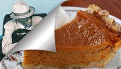 Torta di patate dolci del Delta Blues by Enrico Salvini / Delta Blues Sweet Potatos Pie
