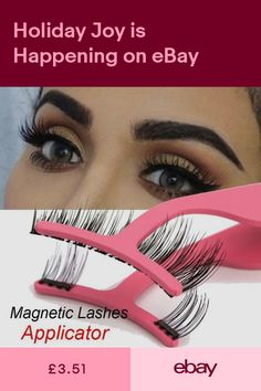 8623545680c Extension Tool Eyelashes Tweezers Magnetic Lashes Applicator Wider Clip