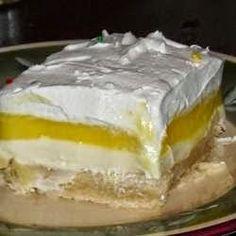 Lemon Lush | Kitchen Vista's
