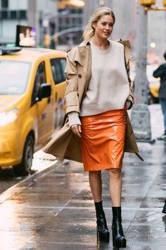 New York Fashion Week 2017 part 1
