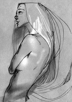 sketch by zhang weber at Coroflot.com