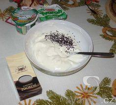 Recept Míša zmrzlina - Příprava Míši