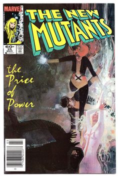 New mutants 25 (NM)