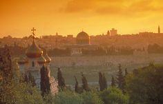 Vista de Jerusalem