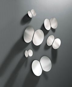 Decorative mirrors for your home, Farfalle mirror, Riflessi