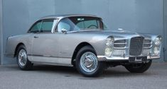 1957 Facel Vega FV4 - Typhoon 1957 – 340 hp, only 36 built – Top French class and elegance, one of the last handmade French cars !