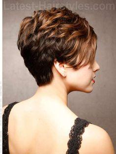 Yuvarlak Yüz Saç Modelleri 2015