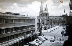 Avenida Corona circa 1930-1950
