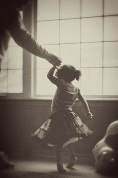 never turn down a dance with your little girl..