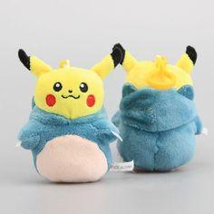 Pikachu Snorlax 11cm Stuffed Plush Keychain  #CosplayPlush #Keychain #PikachuCosplay #PikachuCosplayPlush #PikachuKeychain #PikachuKeychains #PikachuPlush #PikachuPlushToy #PikachuSnorlax #PikachuSnorlaxPlush #Plush #PlushPikachu #PlushToy #PokemonKeychain #PokemonKeychains #PokemonPlush #PokemonPlushPikachu #PokemonPlushToys #SnorlaxPlush