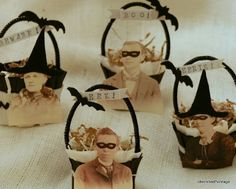 creepy little baskets..