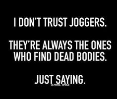 #joggers #nordic_walking......I haven't. ....yet