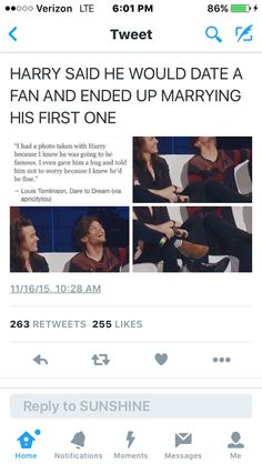 pinterest || ☽ @kellylovesosa ☾Larry. That's all I can say about it. Larry. Just larry.