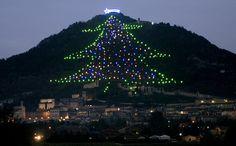 Δέκα από τα πιο εντυπωσιακά χριστουγεννιάτικα δέντρα του 2017 - ΦΩΤΟ
