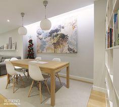 Se propone una envolvente neutra que se adapte bien a posibles cambios de estilo en la decoración.
