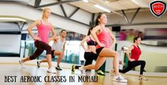 If you are looking for the best aerobics class in Mohali, then contact Auston Gym n spa. Our trainers are experienced and expert in guiding you with the proper steps that will help you to burn more fat and improve your boody stamina. By joining our regular aerobics class, you will gain more body flexibility and also your immune system will be improved.