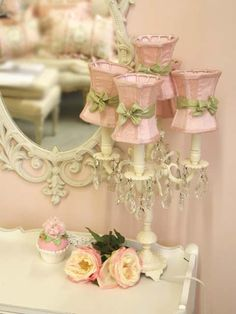 Little girls room ♥ Little shades