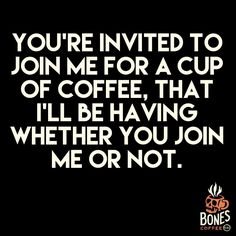 I'm having that cup of coffee. #coffee #irishcream bonescoffee.com