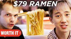 $3 Ramen Vs. $79 Ramen • Japan
