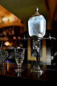 hemingway bar prague - the right way to drink absinthe