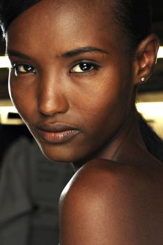 Fatima Siad (born December 17, 1986) is a Somali-Ethiopian fashion model. Raised in Boston, Massachusetts.