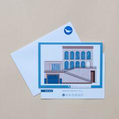 M♥ Milan Icons Greeting Cards Milan, Greeting Cards, Icons, Etsy, Vintage, Symbols, Vintage Comics, Ikon