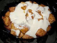 Cinnamon Breakfast Bites in the Crockpot!