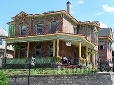 Museum Hill B Historic Mansion St Joseph Mo Saint Missouri