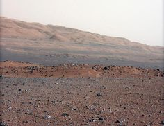 Mars Rover Takes First Drive