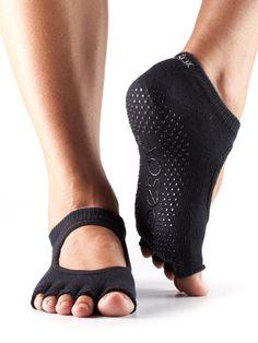 Bella Half Toe Socks