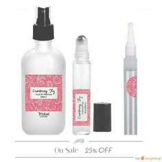 25% OFF on select products. Hurry, sale ending soon! Check out our discounted products now: https://orangetwig.com/shops/AAB6zcm/campaigns/AACCk63?cb=2016002&sn=wickedgoodperfume&ch=pin&crid=AACCk6Y