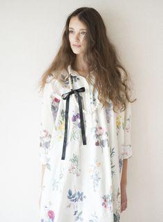 SINDEE 15S/S 「botanical SH DRESS 」