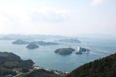 【愛媛県】亀老山 《Photo.1》⇒ http://www.pinterest.com/pin/540854236471414775/ 《Photo.2》⇒ http://www.pinterest.com/pin/540854236471414778/ #Ehime_Japan #Setouchi