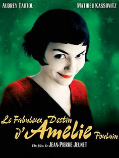 Amelie... booked a long weekend in Paris immediately after seeing this at the cinema.