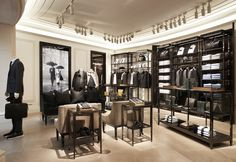 Interior sketch, retail design, london burberry, burberry shop, burberry me Clothing Store Interior, Clothing Store Design, Men's Clothing, Burberry Store, Burberry Men, Suit Stores, Boutique Interior Design, Men Store, Luxury Houses