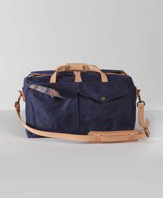 Levi's Filson Fishing Duffle Bag - Rifle Green - Levi's® Workwear by Filson®