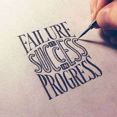 Future in Success in Hand Lettering & Typography